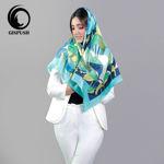Picture of Ferragama silk scarf