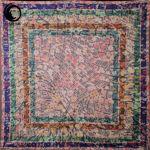 روسری ابریشم سونیا رنگی 2 گیسپوش