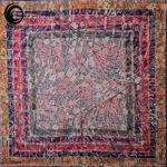 روسری ابریشم سونیا رنگی 3 گیسپوش