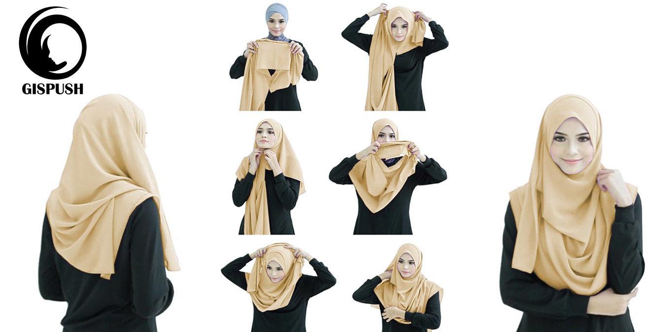 آموزش صفر تا صد مدل بستن روسری بزرگ باحجاب