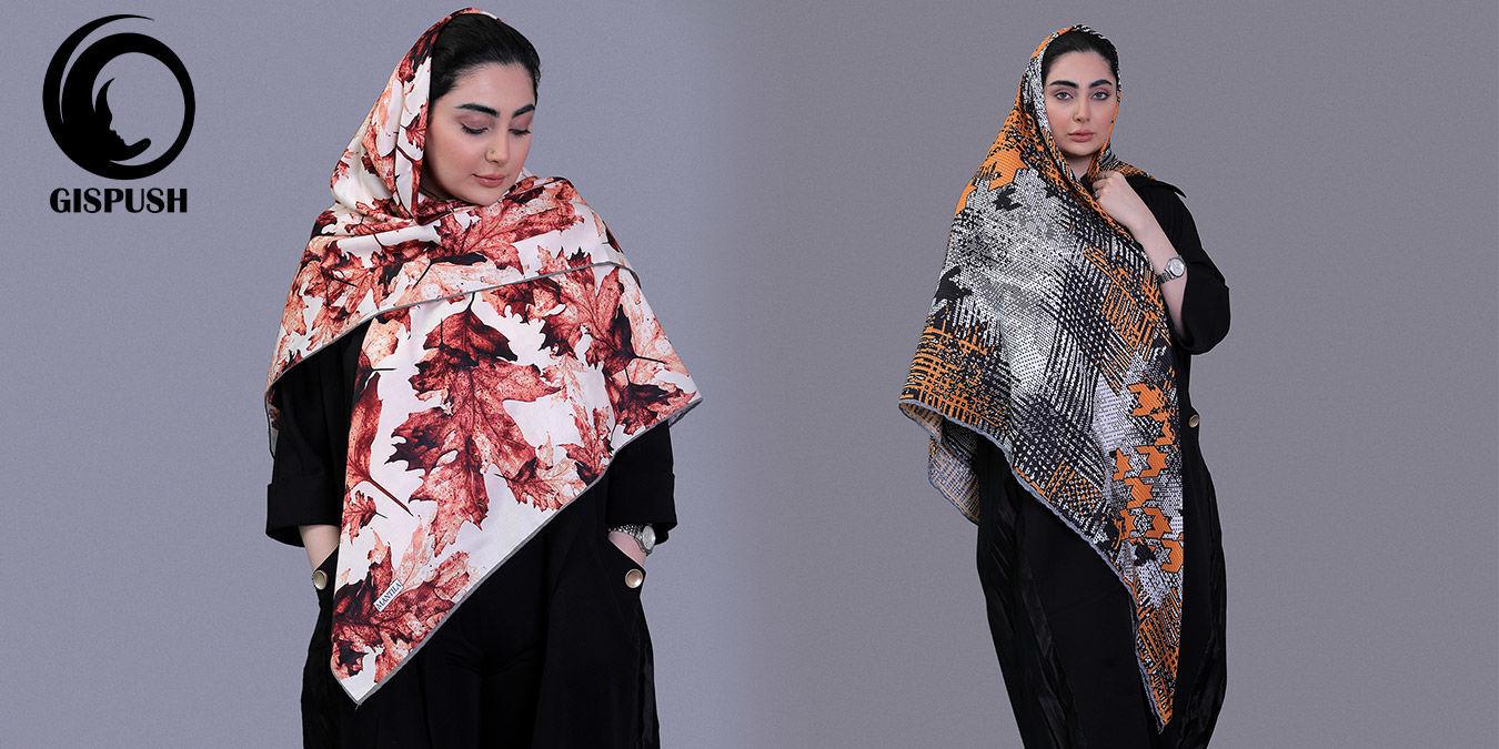 استفادههای مختلف از روسری نخی در ایران و خارج از ایران