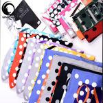 انواع رنگبندی روسری نخی قواره کوچک ولنتینو گیسپوش
